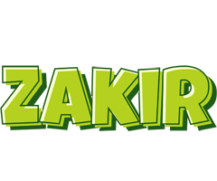 Zakir summer logo