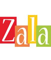 Zala colors logo