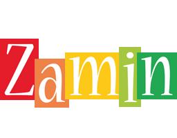 Zamin colors logo