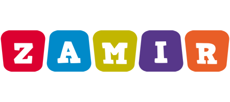 Zamir kiddo logo