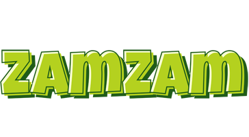 Zamzam summer logo
