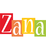 Zana colors logo