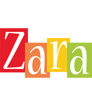Zara colors logo