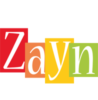 Zayn colors logo