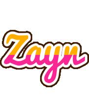 Zayn smoothie logo