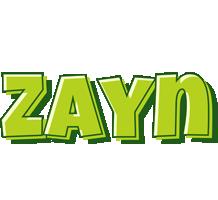 Zayn summer logo
