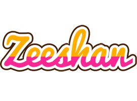 Zeeshan smoothie logo