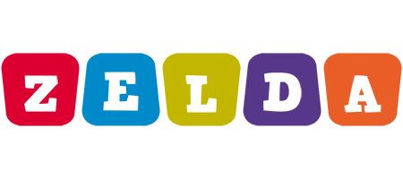 Zelda kiddo logo