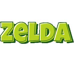 Zelda summer logo