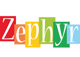 Zephyr colors logo