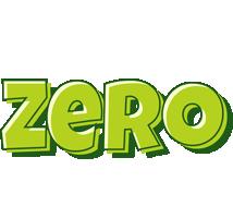 Zero summer logo