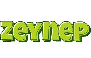 Zeynep summer logo