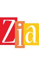 Zia colors logo