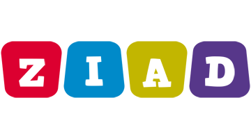 Ziad kiddo logo