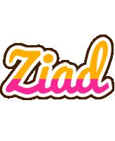 Ziad smoothie logo