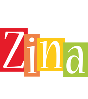 Zina colors logo
