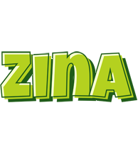 Zina summer logo