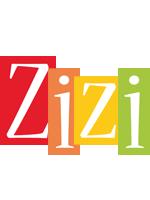 Zizi colors logo