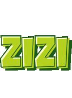 Zizi summer logo