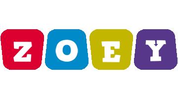 Zoey kiddo logo