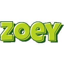 Zoey summer logo