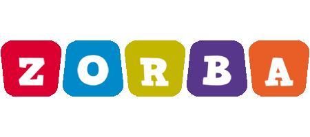 Zorba kiddo logo