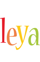 leya birthday logo