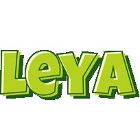 leya summer logo