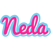 Neda Logo | Name Logo Generator - Popstar, Love Panda