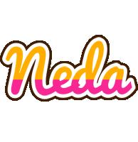 Neda Logo | Name Logo Generator - Smoothie, Summer