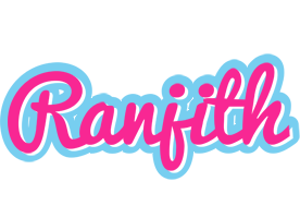 I love ranjith name
