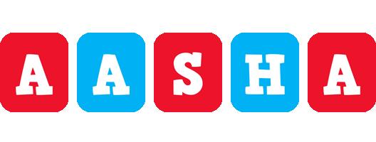 Aasha diesel logo