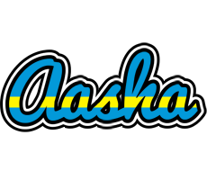 Aasha sweden logo