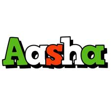 Aasha venezia logo
