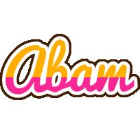 Abam smoothie logo