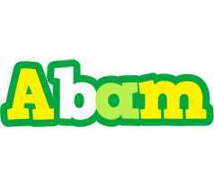 Abam soccer logo