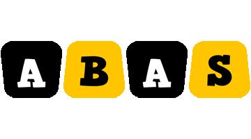 Abas boots logo