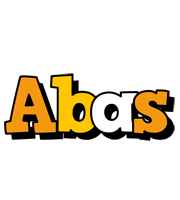 Abas cartoon logo