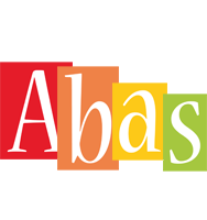 Abas colors logo