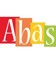 Abas colors logo