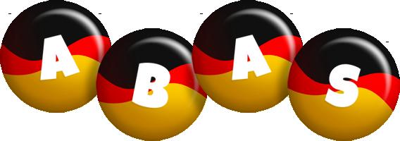 Abas german logo