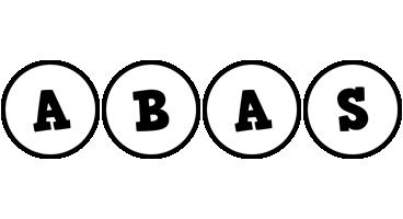 Abas handy logo
