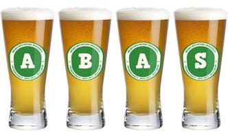 Abas lager logo