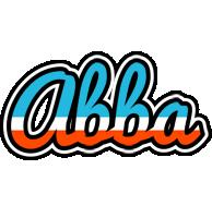 Abba america logo