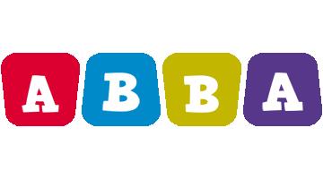 Abba kiddo logo