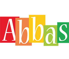 Abbas colors logo