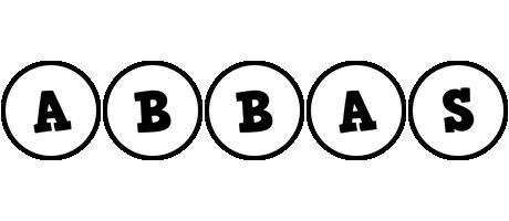 Abbas handy logo