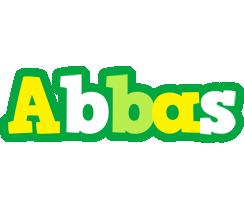 Abbas soccer logo