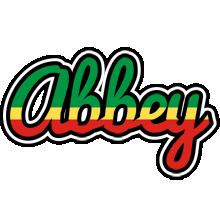 Abbey african logo