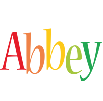 Abbey birthday logo
